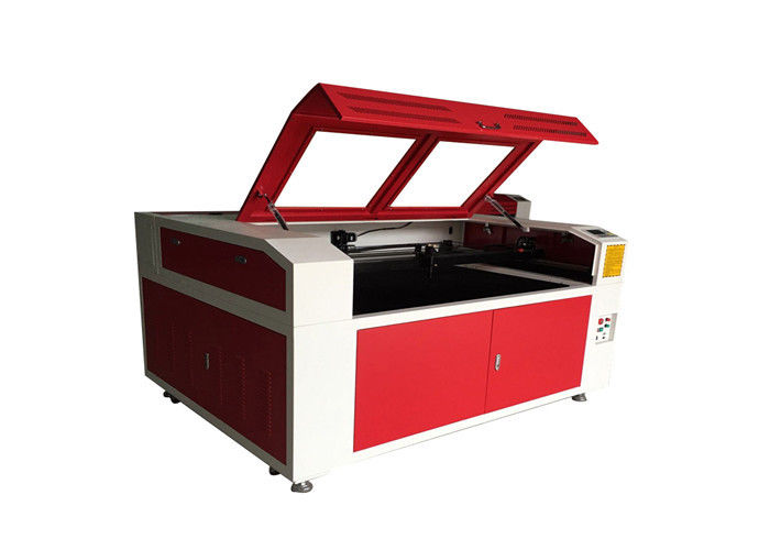 Water Cooling Laser Wood Engraving Machine For Wood / MDF / Die Board