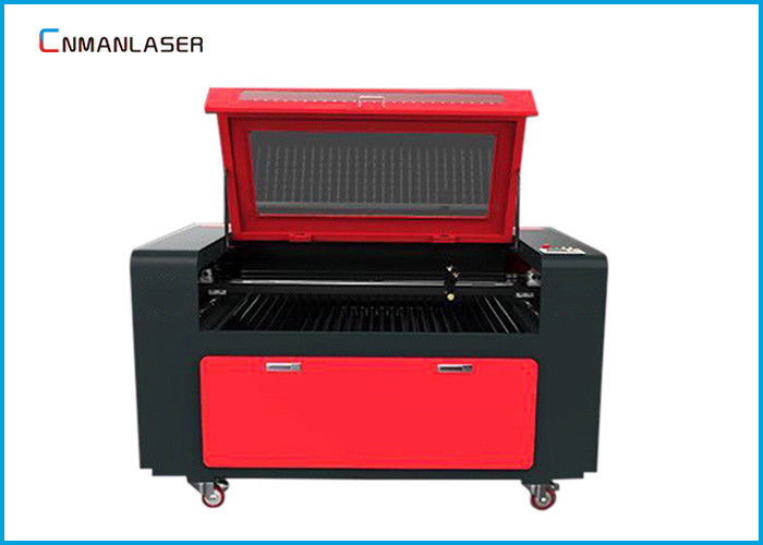 Belt Transmission Hiwin Rails CO2 Laser Cutting Engraving Machine For Wood Rubber